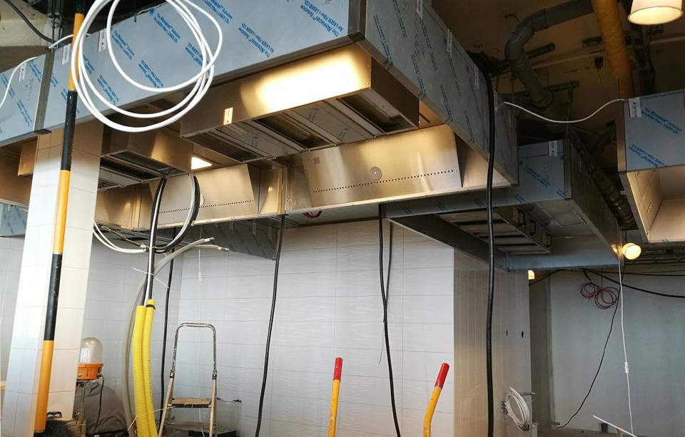 Mont nya kökskåpor_Rest Kitterhus, Ängelholm